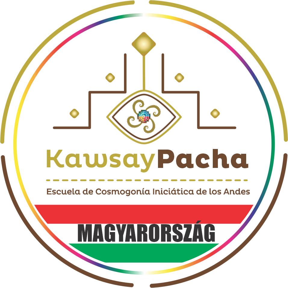 Logo sede kawsaypacha Magyarorszag