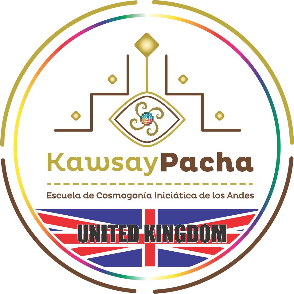 Logo sede kawsaypacha United Kingdom